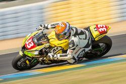 #33 Kawasaki: Alex Plancassagne, Corentin Perolari, Wayne Tessels, Guillaume Antiga