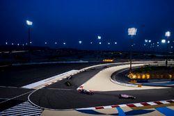 Esteban Ocon, Force India VJM10, Daniil Kvyat, Scuderia Toro Rosso STR12, Jolyon Palmer, Renault Spo