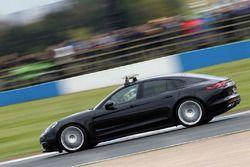 Porsche Panamera Safety-Car