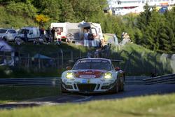 #30 Frikadelli Racing Team, Porsche 991 GT3-R: Klaus Abbelen, Sabine Schmitz, Andreas Ziegler, Alex Müller