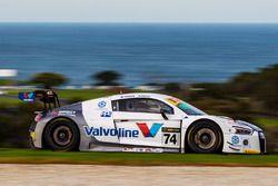#74 Audi R8 LMS: Geoff Emery; Garth Tander