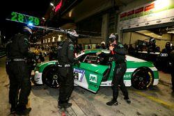 Audi R8 LMS #29 (Audi Sport Team Land), Kelvin van der Linde/Christopher Mies/Connor De Phillippi/Ma