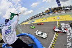 #26 MP1A Ferrari 458, Henrique Cisneros, NGT Motorsport, #9 MP1A Ferrari 458, Carlos Zaid, NGT Motor