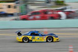 #81 MP2B Mazda RX-7, Michael Smellie