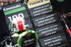 100 victoires, Donington Park, 2017