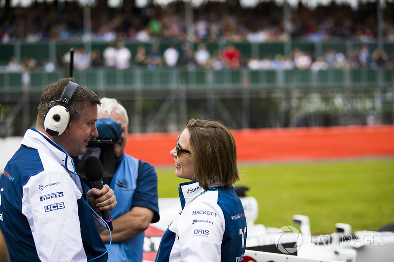 David Croft, Claire Williams