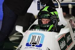 Ein Williams FW07