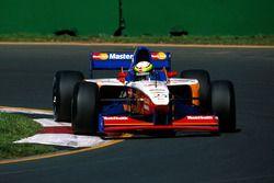 Ricardo Rosset, Lola T97/30 Ford
