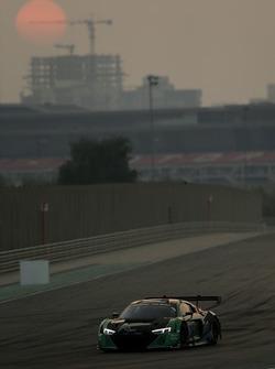 #5 Belgian Audi Club WRT Belgium, Audi R8 LMS: Mohammed Bin Saud Al Saud, Mohammed Bin Faisal Al Sau