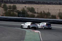 Michela Cerruti, Mulsanne Racing, Alfa Romeo Giulietta TCR; Luca Engstler, Liqui Moly Team Engstler, Volkswagen Golf GTI TCR