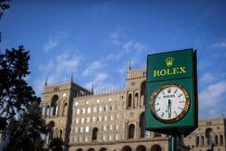 L'horloge Rolex