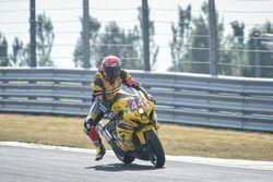 #44 No Limits Motor Team, Suzuki: Niccolo Rosso, Kevin Manfredi, Andrea Boscoscuro