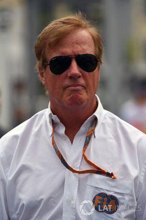 Danny Sullivan, Commissaire de la FIA