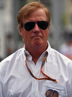 Danny Sullivan, FIA-Steward