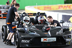 Travis Pastrana in the KTM X-Bow Comp R