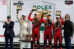 Ganadores PC, #38 Performance Tech Motorsports ORECA FLM09: James French, Kyle Mason, Patricio O'War