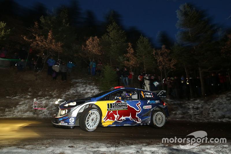 3. Себастьен Ожье, WRC, M-Sport
