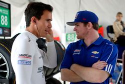 Robert Wickens and Conor Daly, Starworks Motorsports