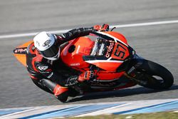 Mike Jones, Aruba.it Racing – Ducati