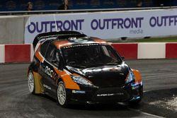 Kurt Busch pilote la RX Supercar Lite