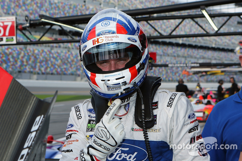 Pole position GTLM para Joey Hand, Ford Performance Chip Ganassi Racing