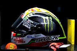 Il casco di Johann Zarco, Monster Yamaha Tech 3