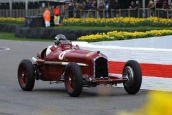 Varzi Trophy, Glazel, Alfa Romeo Tipo B