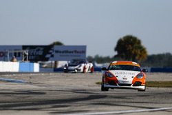 #65 Murillo Racing Porsche Cayman: Brent Mosing, Tim Probert, Justin Piscitel