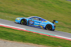 #32 Car Collection Motorsport, Audi R8 LMS: Max Edelhoff, Horst Felbermayr Jr., Toni Forne, Peter Schmidt