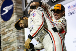 PC podium: tercero, Gustavo Yacaman, Chapman Ducote, BAR1 Motorsports