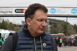 Nicolas Tombazis, ingegnere aerodinamico