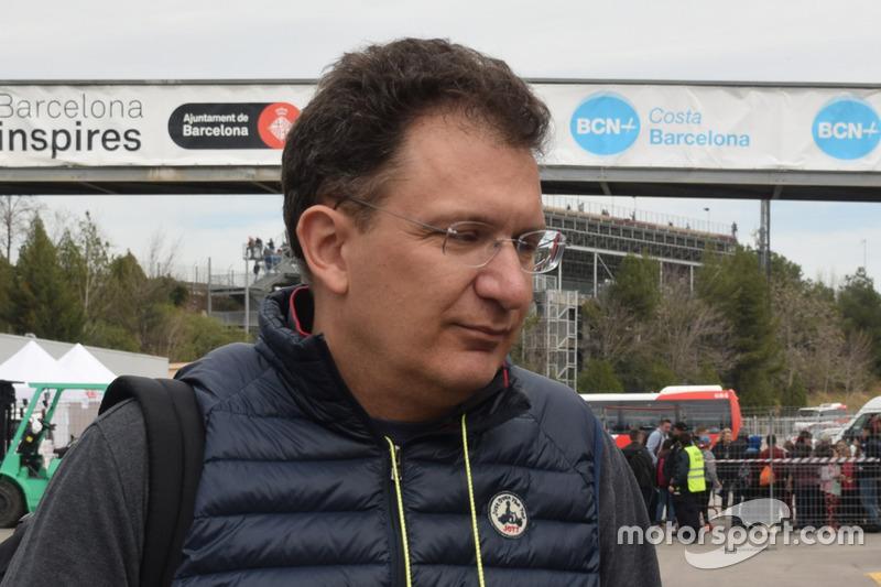 Antes de ocupar o cargo de chefe de monopostos da FIA em 2018, ele teve breve passagem pela Manor.