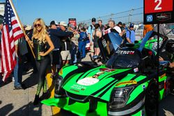 Grid girl Tequila Patron
