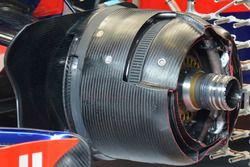 Scuderia Toro Rosso STR12: тормозной диск