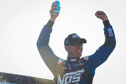 Kyle Busch, Joe Gibbs Racing Toyota, Victory Lane