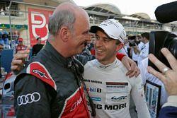 Dr. Wolfgang Ullrich, Timo Bernhard, Porsche Team