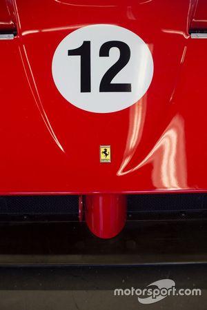 Detail Ferrari 333 SP