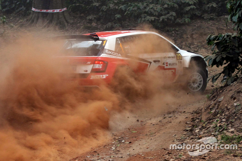 Asia Pacific Rally Championship (Chikmagalur)