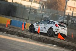Giuseppe Bergantino, Ford Fiesta R5