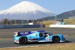 #25 Algarve Pro Racing, Ligier JS P2-Nissan: Michael Munemann, Andrea Roda, Andrea Pizzitola