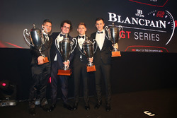 2016 Sprint Cup todos los equipos, Enzo Ide, champion, Christopher Mies, segundo lugar, Dominik Baum