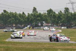 Diego De Carlo, JC Competicion Chevrolet, Esteban Gini, AA Racing Torino, Juan Pablo Gianini, JPG Ra