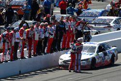 Ganador, Kevin Harvick, Stewart-Haas Racing Ford