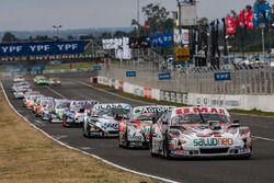 Christian Dose, Dose Competicion Chevrolet, Norberto Fontana, JP Carrera Chevrolet, Leonel Pernia, D