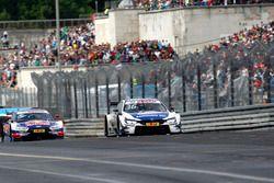 Maxime Martin, BMW Team RBM, BMW M4 DTM, Mattias Ekström, Audi Sport Team Abt Sportsline, Audi A5 DT