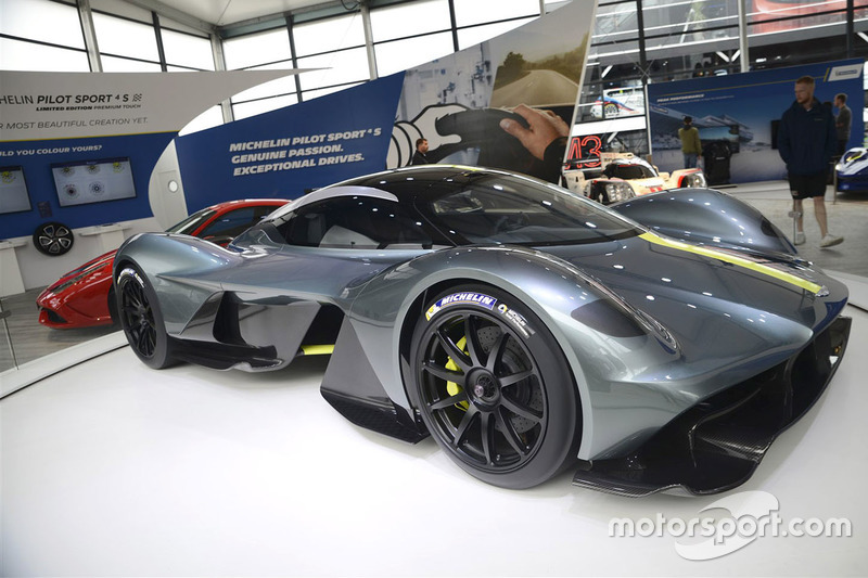 Aston Martin AM-RB 001 Concept