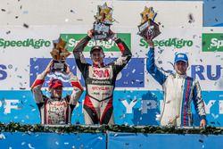 Mariano Werner, Werner Competicion Ford, Christian Ledesma, Las Toscas Racing Chevrolet, Norberto Fontana, JP Carrera Chevrolet
