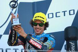Podium: 3e plaats Franco Morbidelli, Marc VDS