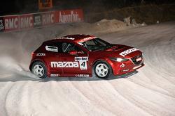 Adrien Tambay, Mazda France Mazda 3