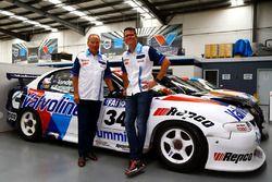 Garry Rogers ve Garth Tander, Garry Rogers Motorsport